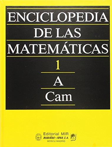 9788480410212: Enciclopedia de las matemáticas I: 1