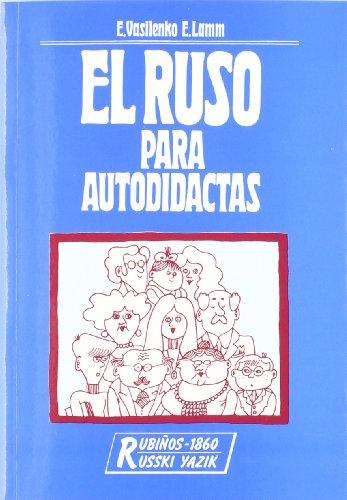 9788480410328: Ruso Para Autodidactas, El (+cd) (Textos Para Ensenanza Del Idioma Ruso)
