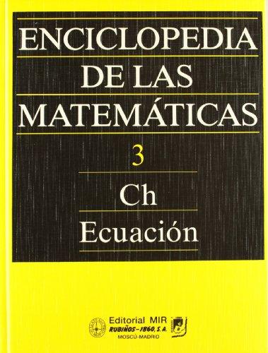 9788480410359: Enciclopedia de las matematicas / Encyclopedia of mathematics (Fondos Distribuidos) (Spanish Edition)