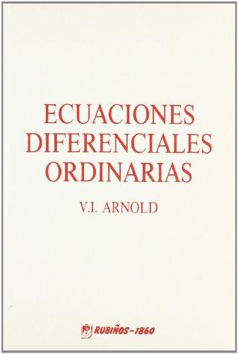 9788480410755: Ecuaciones diferenciales ordinarias (Fondos Distribuidos)