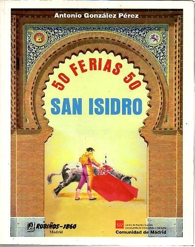 9788480410953: 50 ferias 50 san isidro (Fondos Distribuidos)