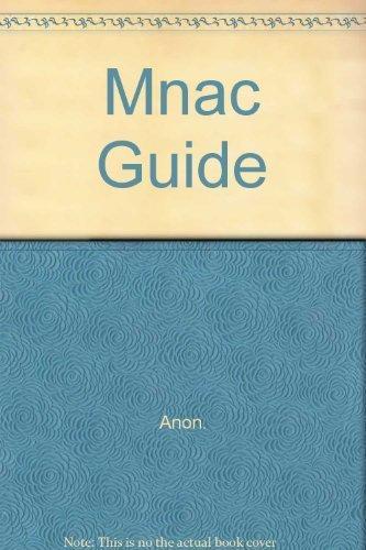 9788480431385: MNAC guide
