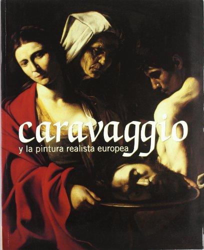9788480431538: Caravaggio y la pintura realista europea. Museu Nacional d'Art de Catalunya