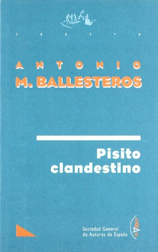 Pisito clandestino: MARTINEZ BALLESTEROS, Antonio