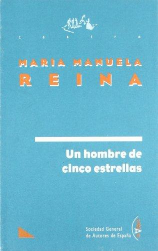 9788480480253: Un hombre de cinco estrellas (Teatro) (Spanish Edition)