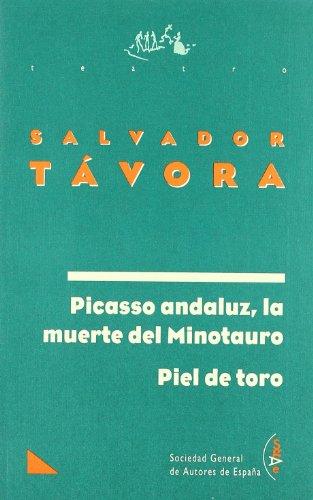 9788480480444: Picasso Andaluz,La Muerte Del Min