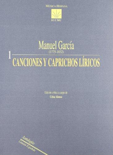 9788480481038: Canciones y caprichos liricos