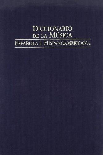 9788480483087: Diccionario de la musica española e iberoamericana 5 (Fondos Distribuidos)