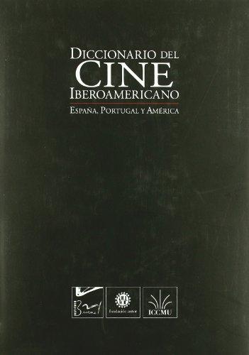 9788480488211: Diccionario del cine iberoamericano, vol. 1-4