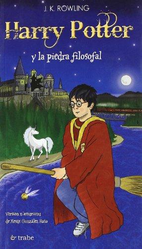 9788480535496: Harry potter y la piedra filosofal(asturiano)
