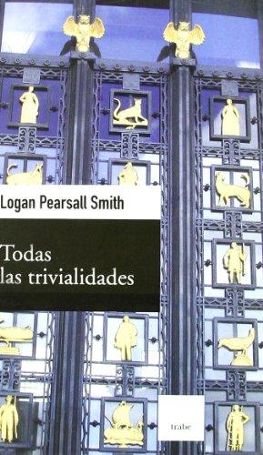9788480535908: TODAS LAS TRIVIALIDADES