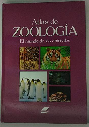 9788480550567: Atlas de zoologia