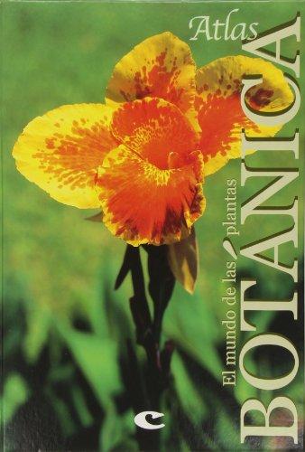 9788480550574: Atlas de botanica