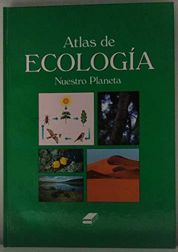 9788480550734: Atlas de ecologia
