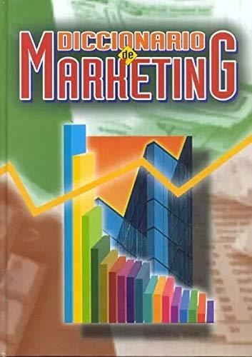 9788480552554: Diccionario marketing