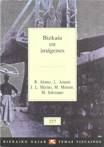 9788480560580: Bizkaia en imagenes (Bizkaiko Gaiak Temas Vizcai)