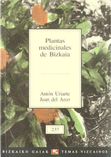 9788480561044: Plantas medicinales de Bizkaia (Serie verde : naturaleza y paisaje) (Spanish Edition)