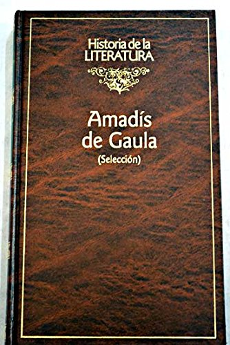 9788480570169: Amadís de Gaula: (selección)
