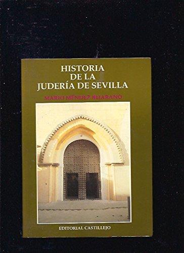 9788480580014: Historia de la juderia de Sevilla