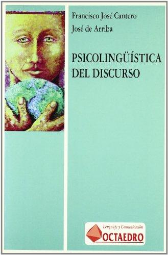 9788480632812: Psicolingüística del discurso (Lenguaje y comunicación)