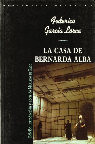 9788480633949: La casa de Bernarda Alba (Biblioteca Octaedro) - 9788480633949