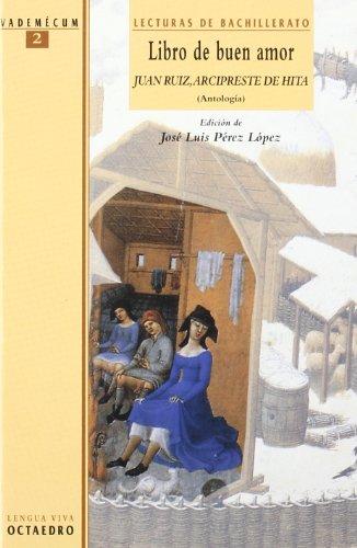 9788480634052: Libro de Buen Amor. (Antología): Lecturas de Bachillerato (Vademécum) - 9788480634052