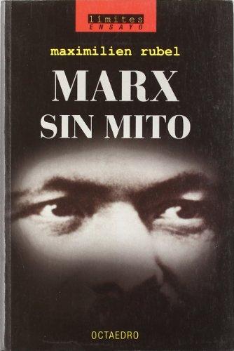 9788480635639: Marx sin mito (Límites)
