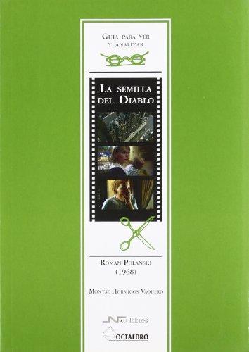 9788480635714: La semilla del diablo, Roman Polanski (1968)