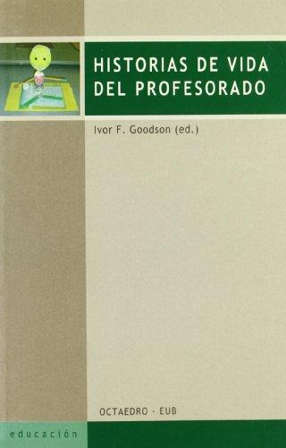 9788480636315: Historias de Vida del Profesorado