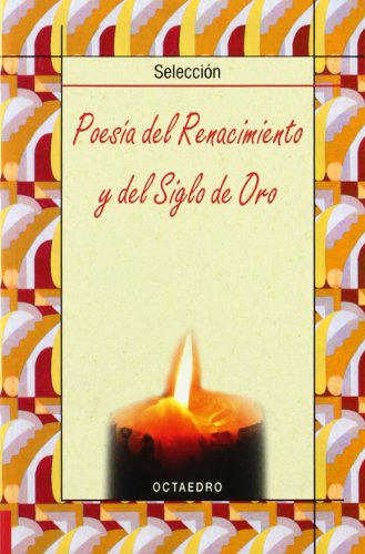 9788480636384: Poesía del Renacimiento y del Siglo de Oro
