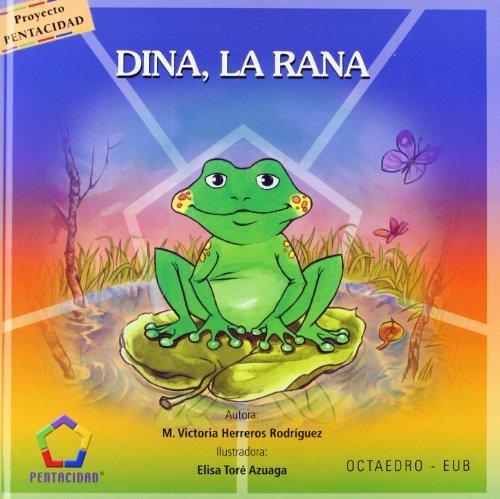 9788480636490: DINA, LA RANA (CUENTO) PRIMARIA (Cuentos infantiles)