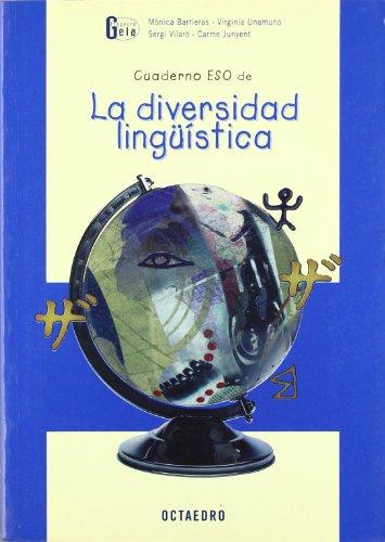 9788480636629: Diversidad lingüística, La (Cuaderno ESO)