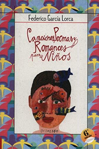 9788480636780: Canciones, Poemas y Romances Para Ninos (Spanish Edition)