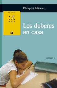 9788480637695: Los deberes en casa (Rosa Sensat)
