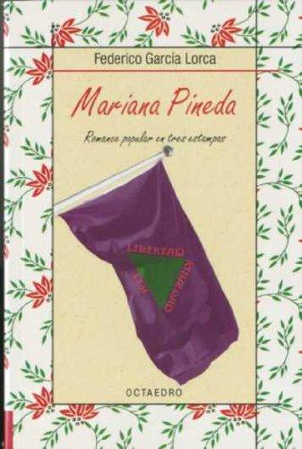 9788480639743: Mariana Pineda. Romance popular en tres estampas
