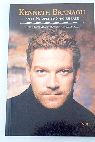 Kenneth Branagh (Spanish Edition): Velayos Lopez, Teresa
