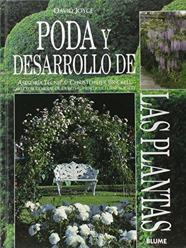 9788480760089: PODA Y DESARROLLO DE LAS PLANTAS - BLUME