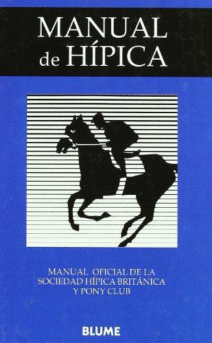 9788480760676: Manual de hípica