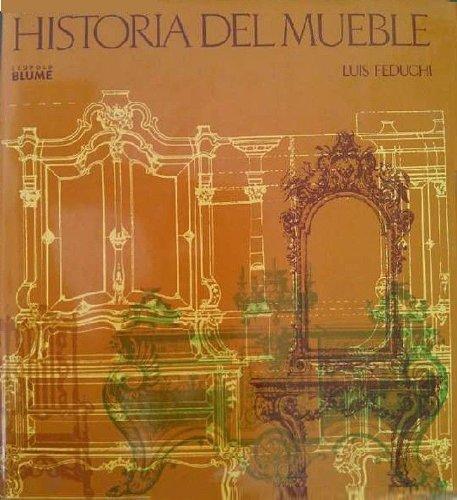 9788480760768: Historia del Mueble (Spanish Edition)