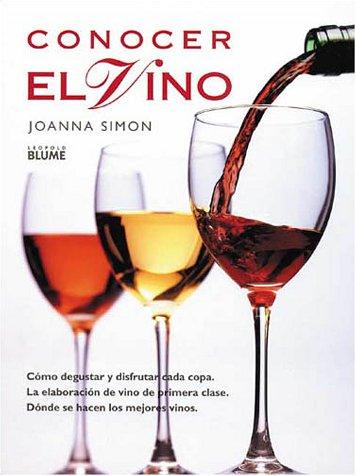 9788480760898: Conocer El Vino