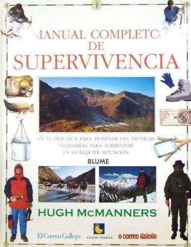 9788480760980: Supervivencia manual completo de