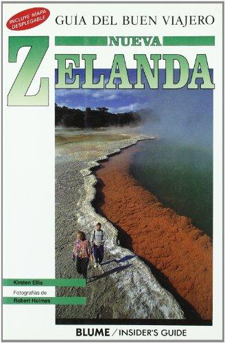 9788480762076: Guía Buen Viajero. NUEVA ZELANDA (Antigua): NUEVA ZELANDA, GUÍA DEL BUEN VIAJERO