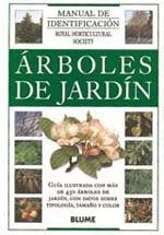 9788480762281: Árboles de jardín: Manual de identificación (Royal Horticultural Society) (Spanish Edition)