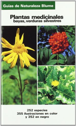9788480762670: Guía Naturaleza. Plantas medicinales (Guía naturaleza Blume)