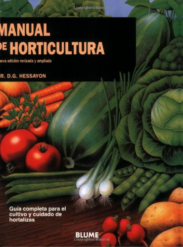 9788480763103: Manual de horticultura: Manual de cultivo y conservación (Expert series)