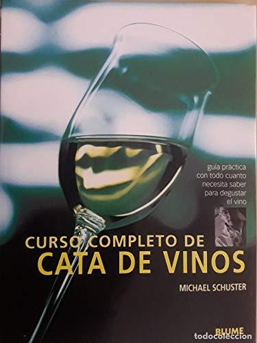 9788480763950: CURSO COMPLETO DE CATA DE VINOS