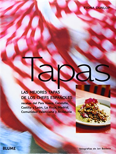 9788480764605: Tapas: las Mejores Tapas de los Chefs Espanoles