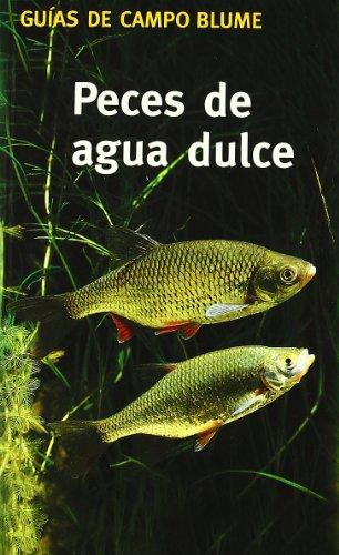 9788480764780: Gu¡a Campo Peces agua dulce (Guía Campo)