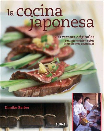 9788480765817: Cocina japonesa