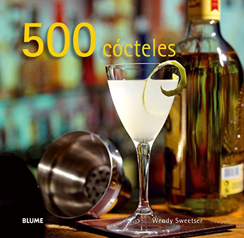 9788480767903: 500 COCTELES (Spanish Edition)